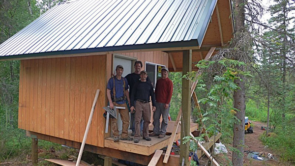 Links To Other People 39 S Timber Framed Cabin Projects