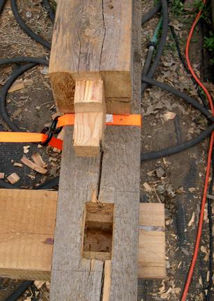 Timber Frame Corner Joint - Page 6 - Frame Design & Reviews ✓