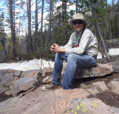 Fly fishing with robert johnson in wyoming summer 2011 for Fly fishing near me