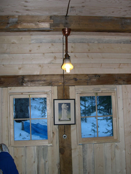 The Timber Framed Cabin Project Continued Part 5